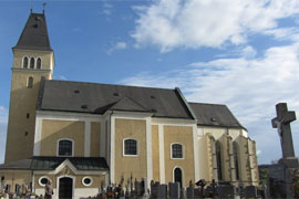Kirche und Pfarren