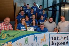 2021.09.03 Landjugend - Projektmarathon 2021-