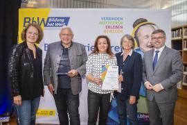 2021.10.12 |  Auszeichnung für Böheimkirchen: Vorbild Barrierefreiheit 2021-copyright: ©BhW/Daniela Matejschek
