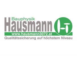 2019.09.19 | Hausmann OG Bauphysik - Bautechniker/in-