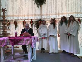 2016.12.09 | Adventmarkt in Böheimkirchen-
