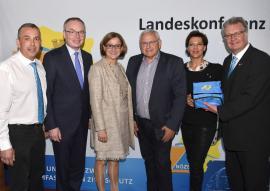 2017.04.27 | Landeskonferenz NÖ Zivilschutzverband in Tulln am 28.03.2017-Copyright: NLK Filzwieser