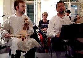 2017.05.31 | Böheimkirchner Spezialist für alte Musik, Manfred Hartl mit Ensemble Tandaradey und Mercedes Echerer auf Tour-