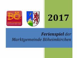 2017.06.20 | Ferienspiel 2017-
