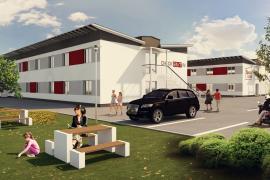 2017.08.16 | Spatenstich für neues Hotel in Böheimkirchen-