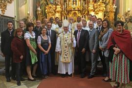2017.09.18   300 Jahre Pfarr- u. Wallfahrtskirche Maria Jeutendorf-