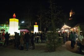 2017.12.13 | Adventmarkt im Park von Böheimkirchen-