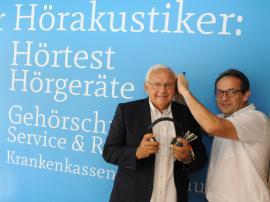 2018.08.07 | Hörakustik ab 13. August neu in Böheimkirchen-