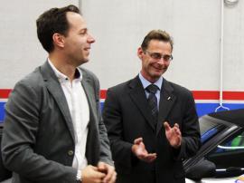 2018.11.02. | Neueröffnung von Prontocar im STEGE Gewerbepark-