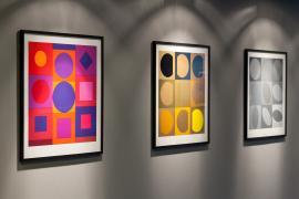 2019.05.09 | Victor Vasarely - Op Art Kunst-