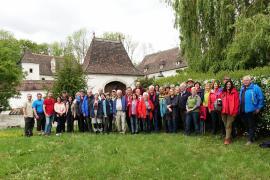 2019.05.15 | 5. Bürgermeisterwanderung nach Schloß Totzenbach-