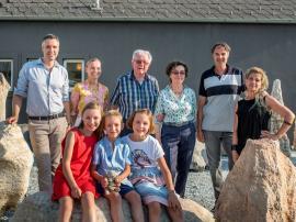 2019.06.21 | Die Lange Nacht der Steinmetze im Steinbauzentrum Böheimkirchen an einem lauen Sommerabend-