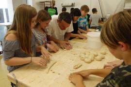2019.07.02 | 4. Klasse Volksschule besucht Betriebe-