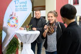 2019.10.01 |  Auszeichnung mit Nachhaltigkeitspreis-
