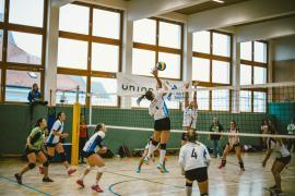 2019.11.12 | Volleyball Landesliga - Saisonauftakt-