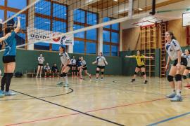 2019.11.12   Volleyball Landesliga - Saisonauftakt-