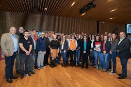 2019.11.26 | Vierte Lehrstellenbörse in Böheimkirchen-