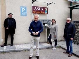2021.04.29 | Andy – die Abholbox - jetzt auch in BÖ-