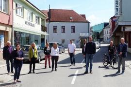 2021.05.04. | BÖ Zentrumsbetriebe wieder für Sie da!-BÖ Geschäftstreibenden bei den letzten Vorbereitungen kurz vor Wiedereröffnung