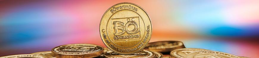 Hallo, ich bin der BÖRO, DAS ideale Zahlungsmittel in BÖ!-