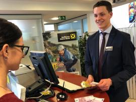 Bankkaufmann/-frau - Lehrzeit: 3 Jahre