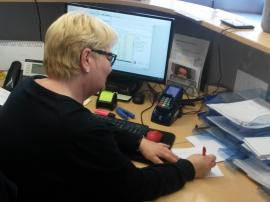Bürokaufmann/-frau - Lehrzeit: 3 Jahre