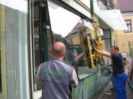 Glasbautechnik (Modullehrberuf) - Lehrzeit: 3 bzw. 4 Jahre