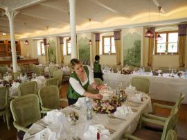 Restaurantfachmann/-frau - Lehrzeit: 3 Jahre
