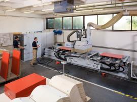Tischlereitechnik - Produktion - Lehrzeit: 4 Jahre