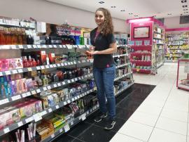 Einzelhandel - Parfümerie - Lehrzeit: 3 Jahre