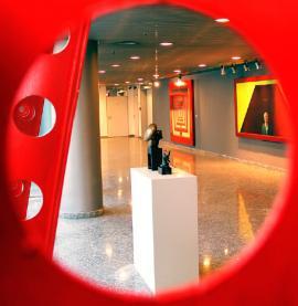 Kunstwerke aus der Sammlung Würth im Art Room Würth Austria-Die Ausstellung Rudolf Hausner, Anne Hausner, Adam und Anima. Arbeiten aus der Sammlung Würth. Art Room Würth Austria
