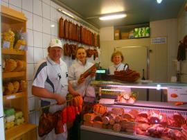 Einkaufen am Bauernhof - Familie Krendl-