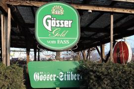 Gösser Stüberl-