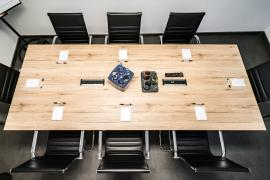 Meetingroom im Hotel Smart Liv'in-