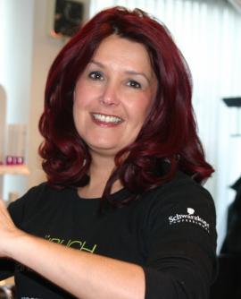 Karin Hummel - Inhaberin Friseur & Kosmetik Hummel-