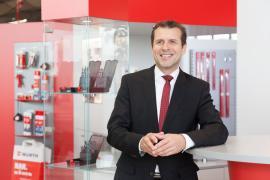 Alfred Wurmbrand, Geschäftsführer Würth Handelsges.m.b.H.-