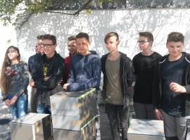 TISCHLEREITECHNIK – WORKSHOP bei Firma Hochgerner-Willkommen im Schuljahr 2017/18!