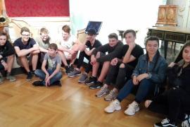 Exkursion ins HOFMOBILENDEPOT-