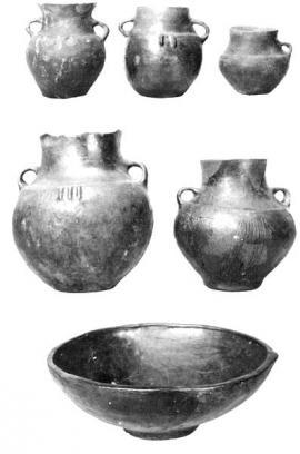 Veterovkultur (um 1500 v. Chr.)-