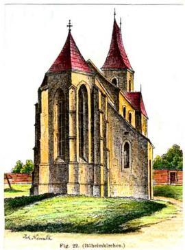 Pehaimschirchen  (11.Jahrhundert)-
