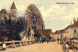 Brücken über Michelbach und Perschling (1833/34)-