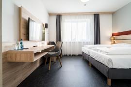 Premium Doppelzimmer zur Einzelnutzung (20m²)-