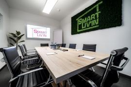 Meetingraum als Büro-