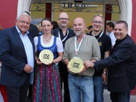 Goldener BÖRO 2017 | Standbetreiber Bauernmarkt-