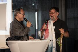 Goldener BÖRO 2019 | Ehrenböro an Manfred Hartl-