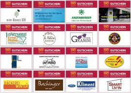 Gutscheine für 'Neue Böheimkirchner'-