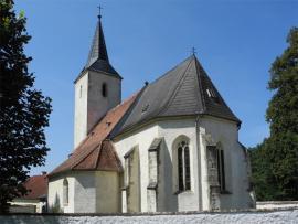 Filialkirche St. Peter am Anger-